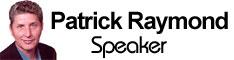 speaker Patrick Raymond